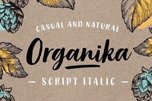 Organika Script Italic