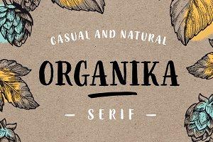 Organika Serif