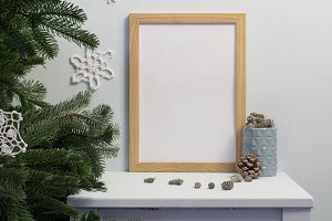 Scandi Ice Christmas Print Bundle