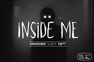 Inside Me Font