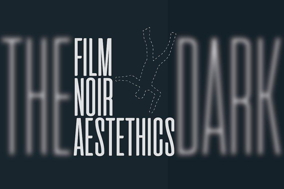 Best Cinematografica - 7 fonts Vector