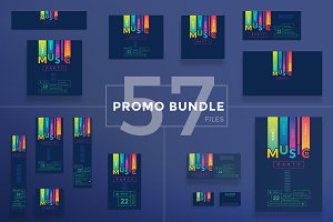 Promo Bundle | Music Party