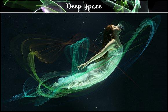 2K Deep Space Overlays