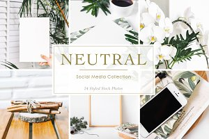 Neutral Styled Stock Photos