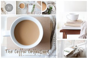 Coffee Collection | Stock Photo Bund