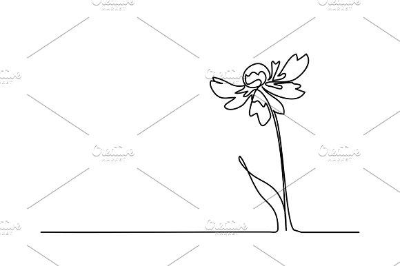 Line Drawing Coneflower : Beautiful drawing of dahi handi polarview