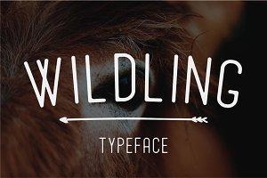 Wildling Typeface