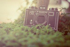 Pinhole camera #2