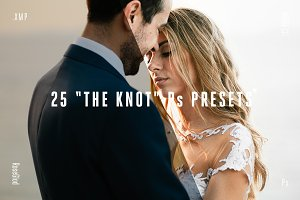 The Knot Photoshop Presets