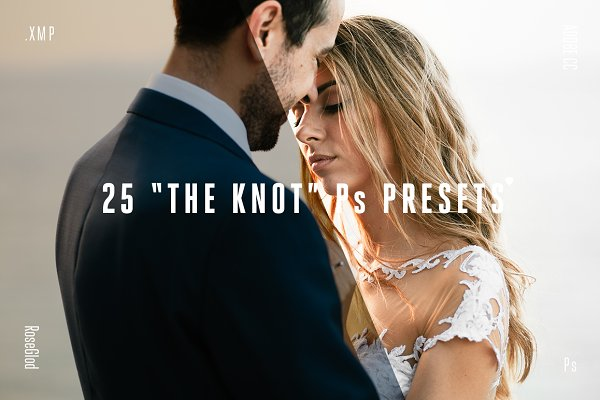 Plug-ins - The Knot Photoshop Presets