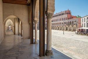 Plaza Alta de Badajoz