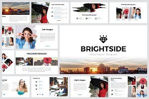 Brightside PowerPoint Template