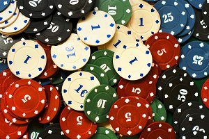Casino chips tokens illegal gambling