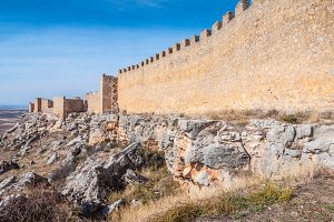 Gormaz Castle, Soria