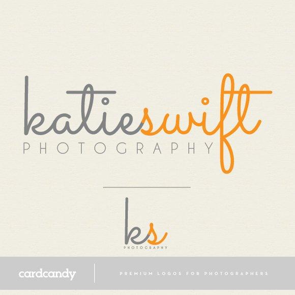 photograher logo cursive logo templates creative market