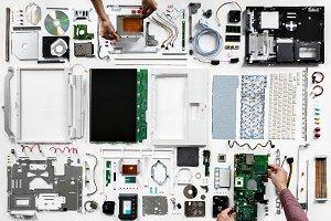 Electronic technician workshop
