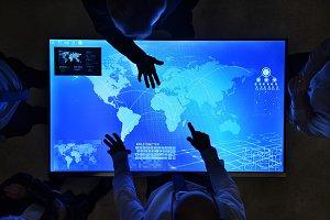 Digital cyber