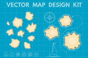 Nautical map generator