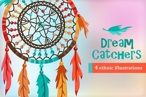 Romantic Dream Catchers