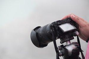 Wet camera