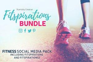 Fitspirations Social Media Bundle