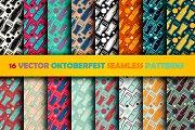 Oktoberfest Patterns