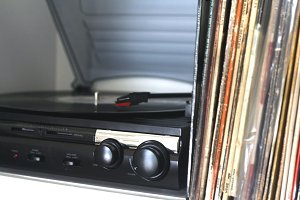 Record Player I