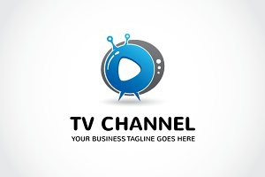 TV Channel Logo Template