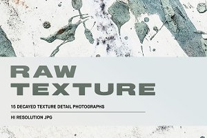 Raw Texture Pack 01
