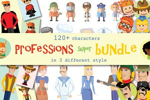 PROFESSIONS super bundle