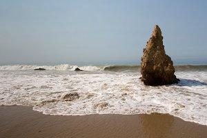 Rock Formation, El Matador