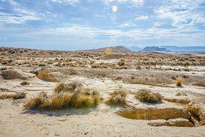 Desert of the Bardenas Reales in Nav