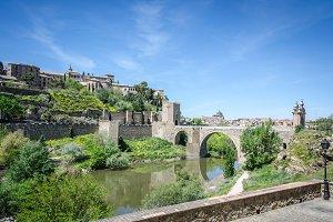 Alcantara bridge