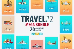 Travel Mega Bundle #2