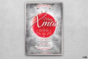 Christmas Eve Flyer Template V2