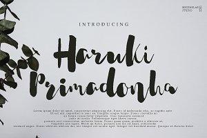 Haruki Primadonha