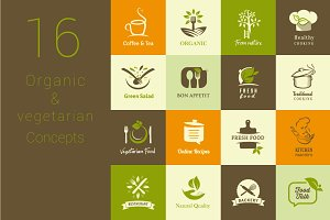 Organic and Vegetarian food
