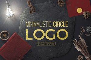 Minimalistic Circle Logo
