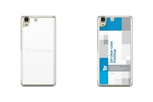 Huawei Y6 2d Clear Mobile Case