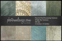 Photomelange 8 Squares - Textures