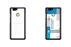 Huawei Nova 2d IMD Colored Case
