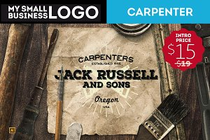 CARPENTER logo kit