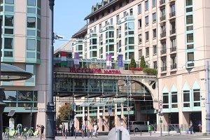 Mercure hotel in Budapest