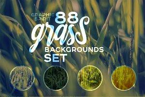 Natural HD Grass Backgrounds