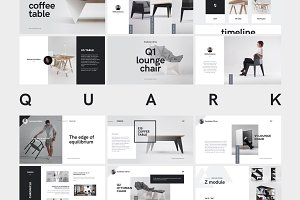 Quark Keynote Presentation Template