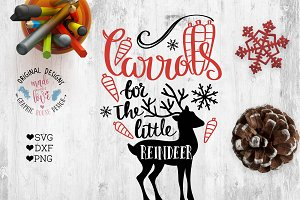 Carrots For the Little Reindeer