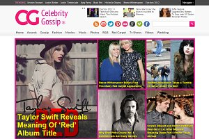 CelebrityGossip Entertainment Theme