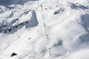 Skiing in St. Anton am Vorarlberg