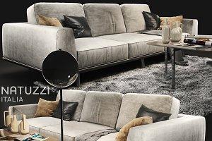 Sofa natuzzi Gio 2912