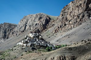 Ki Monastery- Himachal Pradesh India